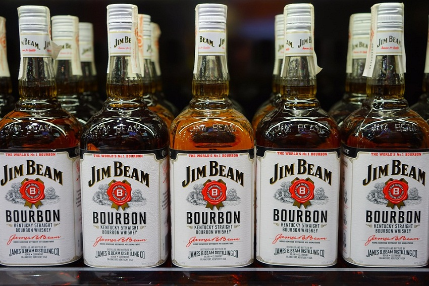 Jim Beam Burbon