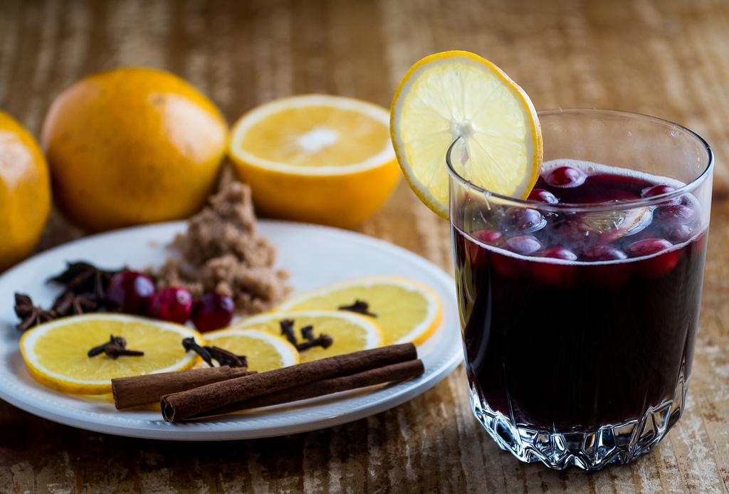 recept za kuvano vino